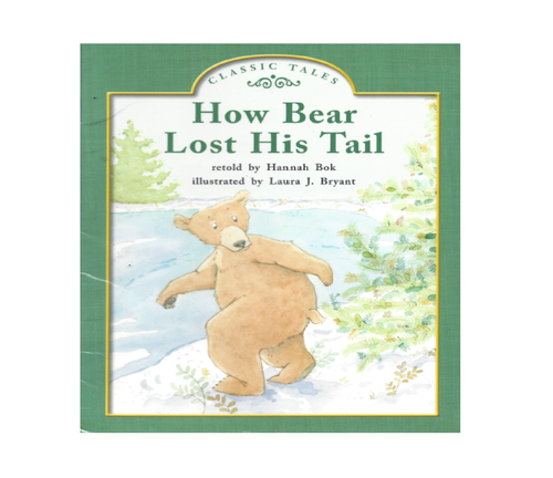 Blue83 How Bear Lost His Tail