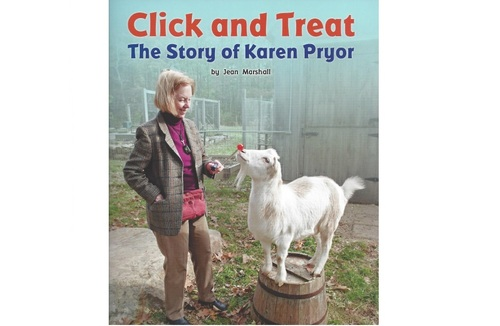 Red 22 Click and Treat_The Story of Karen Pryor (Level J)