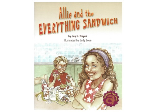 Red 3 Allis and the Everything Sandwich