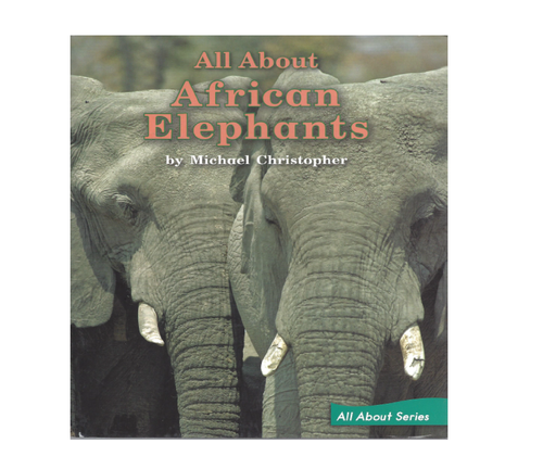 Blue85 All About African Elephants
