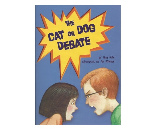 Red 33 The Cat or Dog Debate
