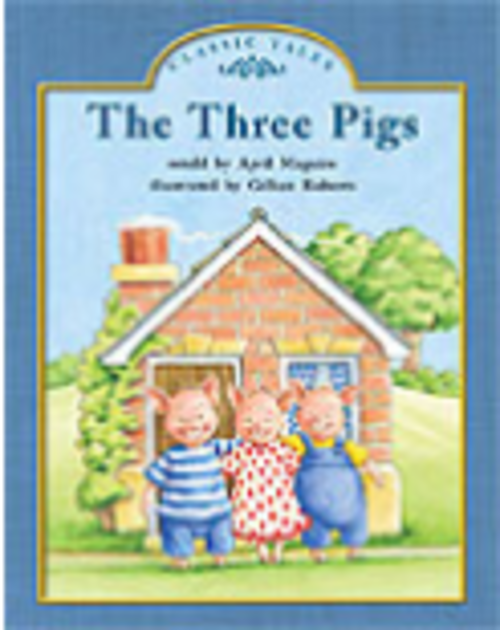 Green41 The Three Pigs (Level D)