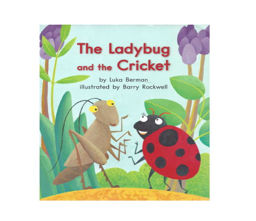 Blue100 The Ladybug and the Cricket