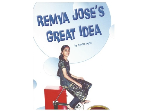 Red 11 Remya Jose's Great Idea