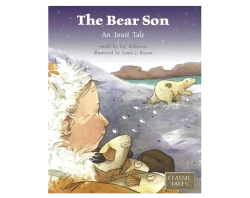 Red 53 The Bear Son_ An Inuit Tale